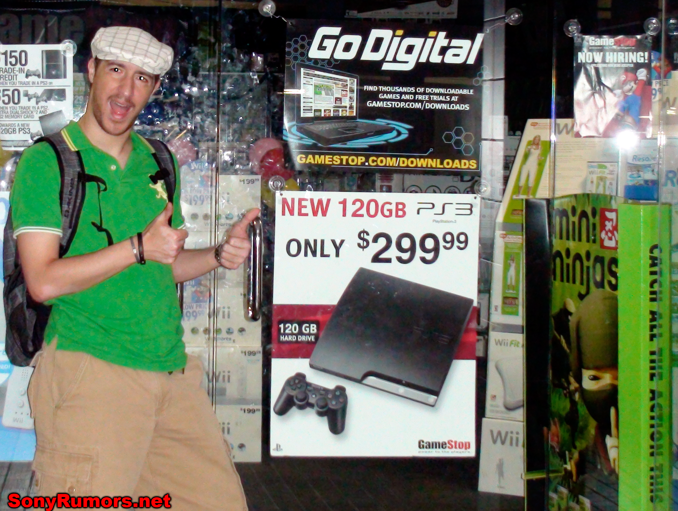 Editorial: Sony Wont Let Me Buy Another PS3 - SonyRumors