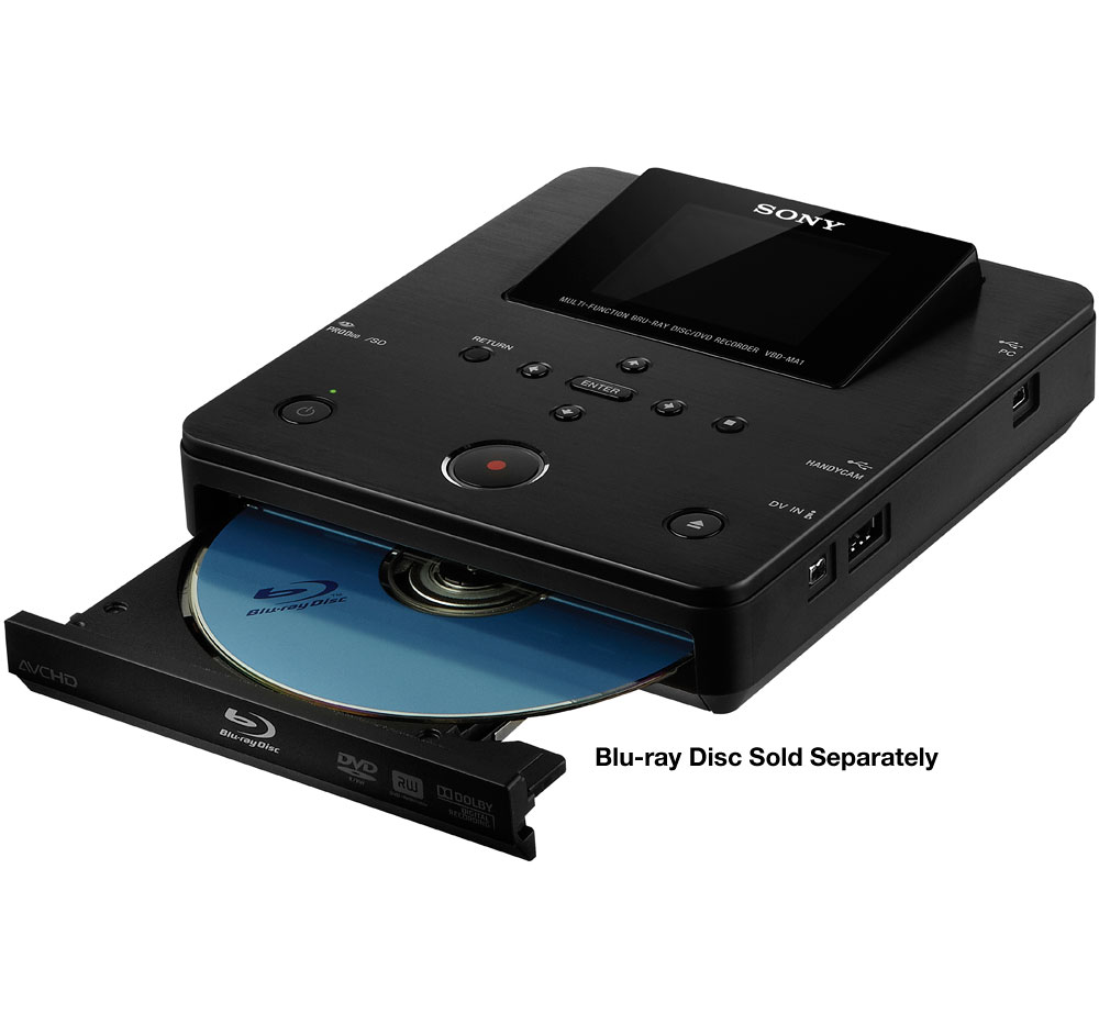 Meet sony s new mac compatible external blu ray burner the vbd ma1