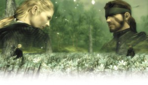 Metal Gear Solid 3 - The final battle with Boss