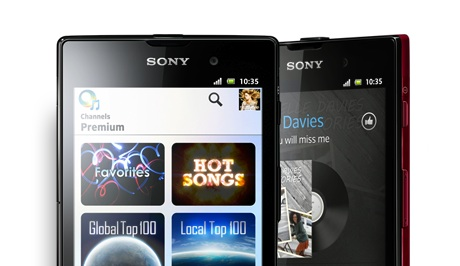 sony xperia play uncrate
