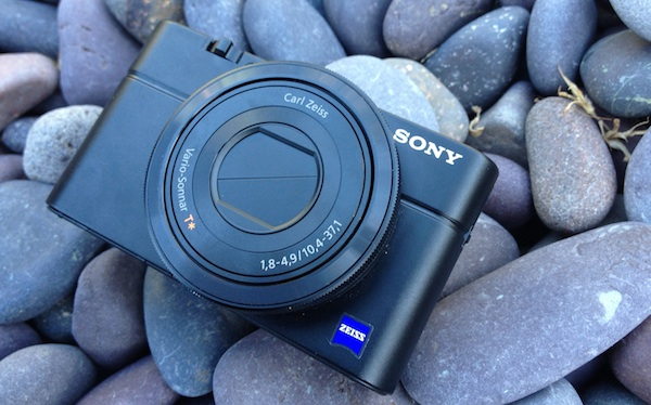 Sony RX100 Rocks