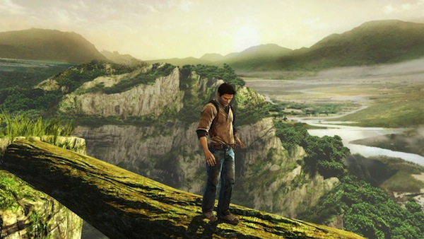 Uncharted: Golden Abyss on PS Vita