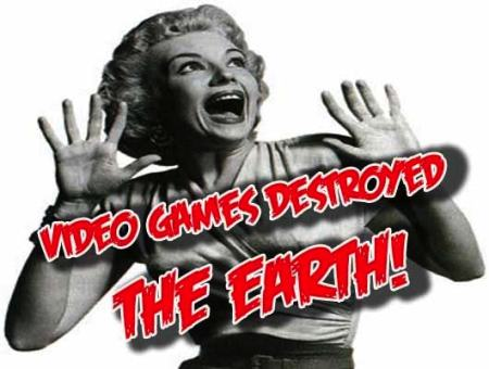 Gamers Destroyed The Earth!