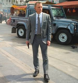 Skyfall Review - 007 with a PP7
