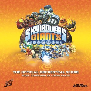 Skylanders Giants Soundtrack