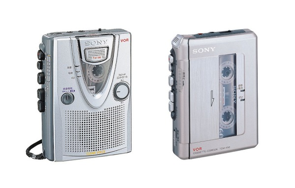 Sony Tape Recorders