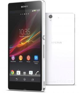 Sony Xperia Z White