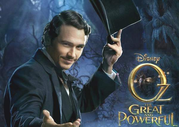 Box Office Oz The Great and Powerful