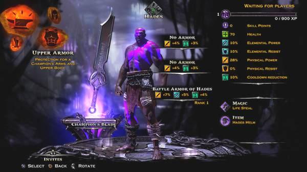 God of War: Ascension Update 1.03