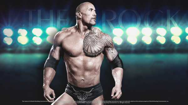 God of War Movie - The Rock