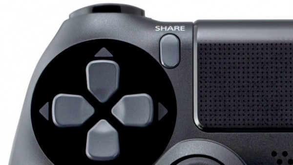 PS4 Dualshock 4 Share