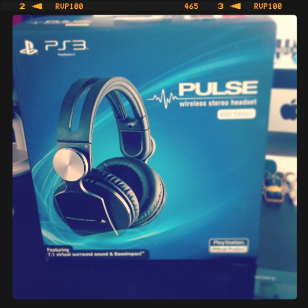 PlayStation Pulse Headset - Elite Edition Unboxing