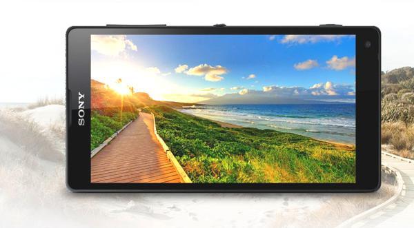 Sony Xperia ZL Beach