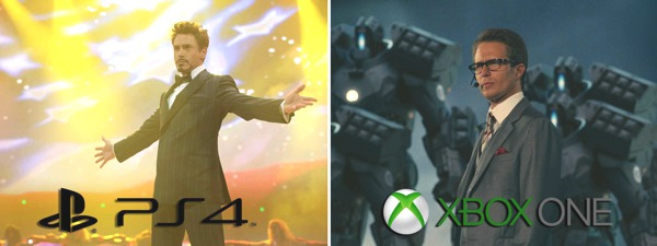 E3 Iron Man PS4 Xbox One