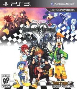 Kingdom Hearts HD 1.5 ReMIX Cover
