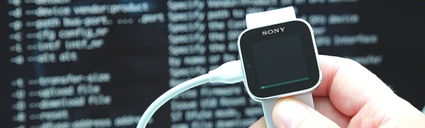 Sony SmartWatch Firmware