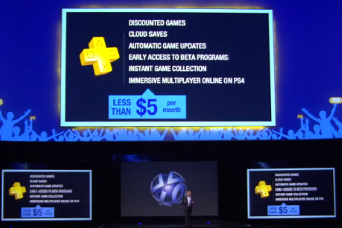 Multiplayer Games For Ps4 : Playstation plus quot up to developers for free play ps