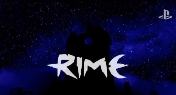 Rime Gamescom