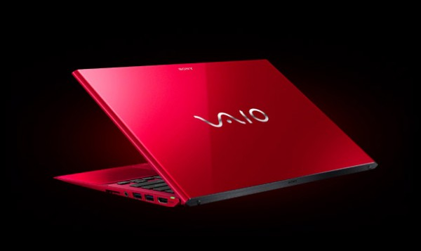 Sony VAIO Pro 13 | red edition