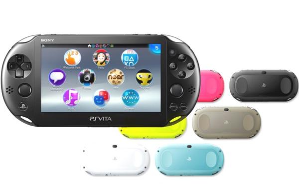 PlayStation Vita 2000