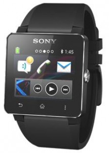 Most consumers will thing Samsung first to the smart watch market while Sony has already released their 2nd generation.