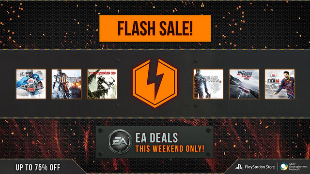 flash sale march