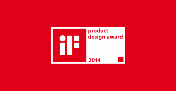 iF Product Design 2014 Logo