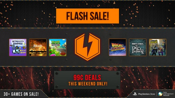 99 cents flash sale