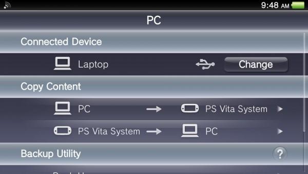 How To - Take A Screenshot on the PS Vita