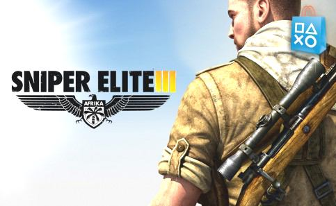 PlayStation Store Update (7-01-14) - Sniper Elite III
