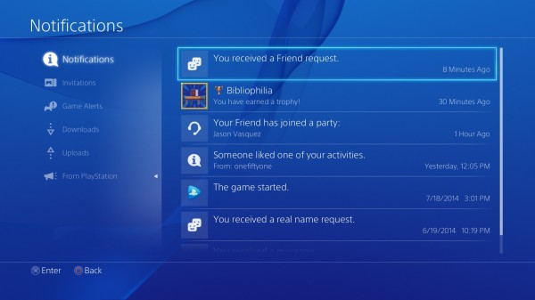 How To Accept Friend Requests On The PlayStation 4