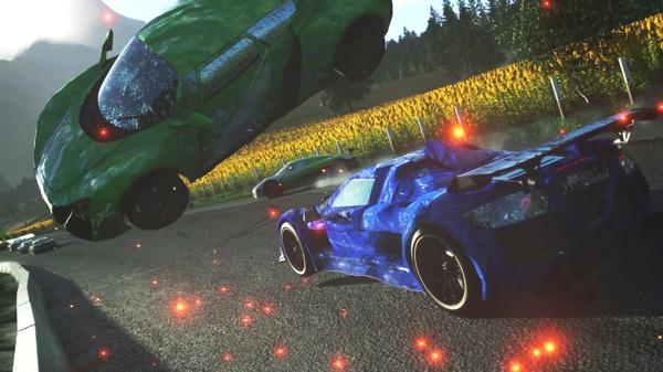 DriveClub Crash