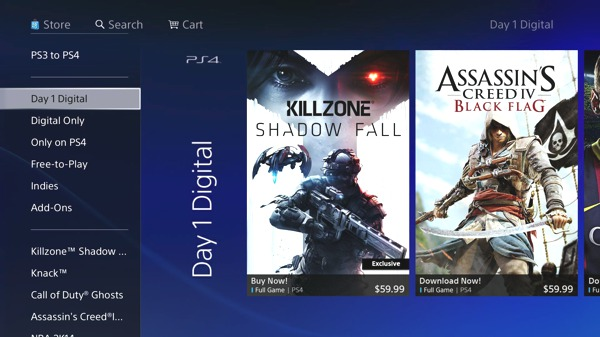 PS4_PlayStation_Store