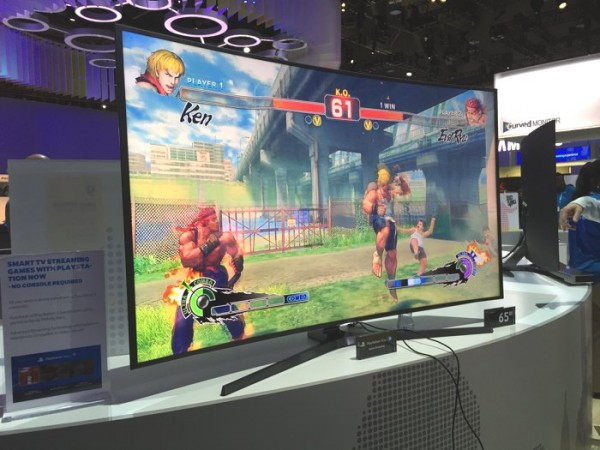 CES_2015_PlayStation_Now_Samsung_TV_1