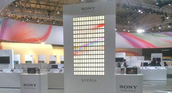 Sony BSP60 Bluetooth Speakers hands on photos from MWC 2015