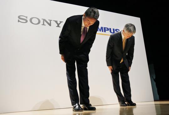 Sony_Olympus_CEO