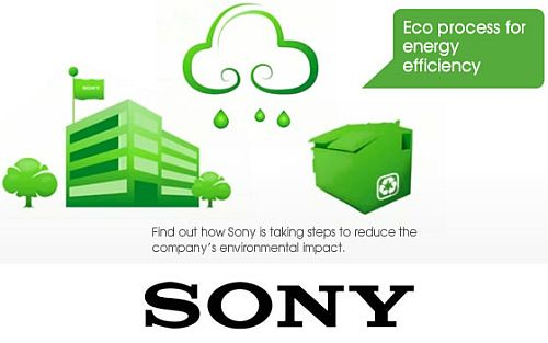 Sony Green Management 2020