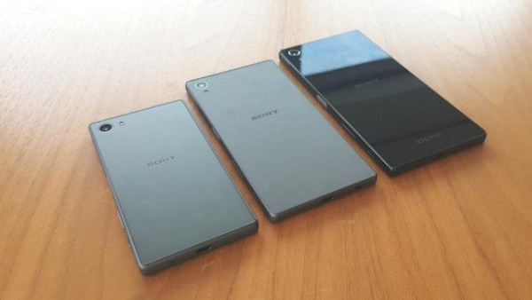 Sony Xperia Z5, Z5 Compact & Z5 Premium Photos Leak Prior ...