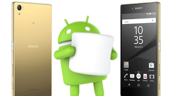 Sony Xperia Z4 & Z5 Series Gain Android 6 0 Firmware