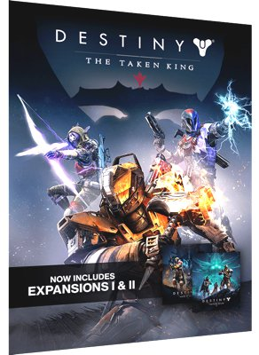 Destiny: The Taken King DLC