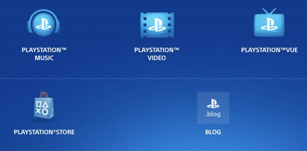 PlayStation Game and Network Services