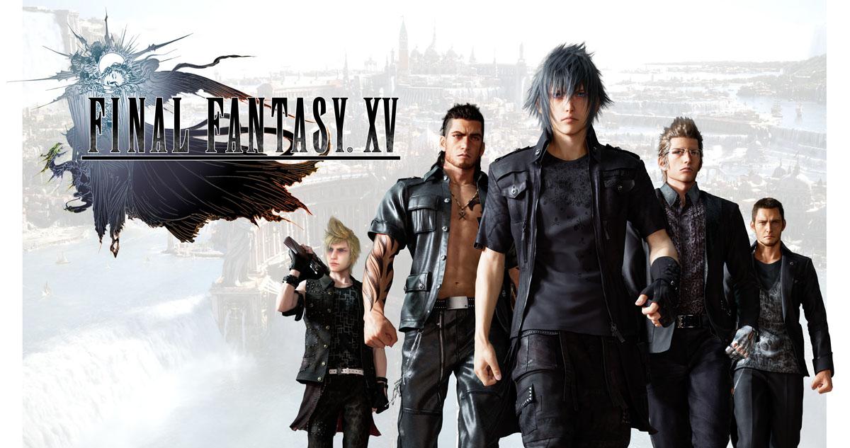 All final fantasy main characters - photo#21