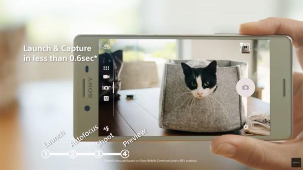 Sony Xperia X Camera Video