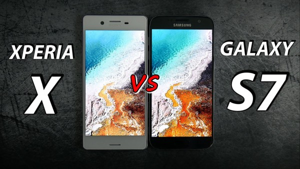Sony_Xperia_X_vs_Galaxy_S7
