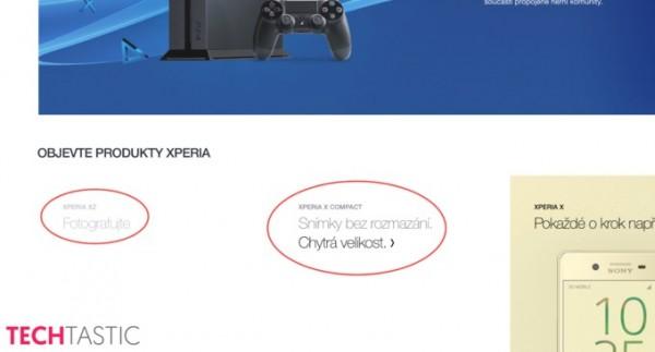 Sony Mobile Czech - Xperia XZ & Xperia X Compact