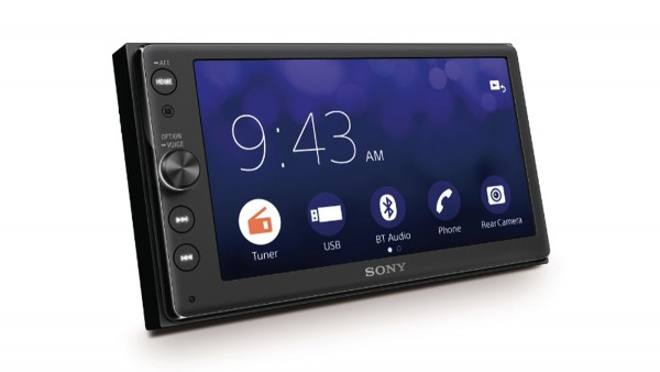 Sony Electronics - XAV-AX100