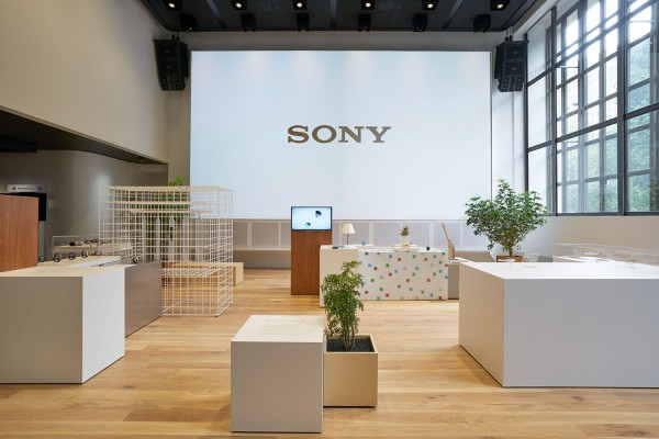 Sony Square NYC - 1
