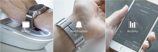 Sony_Wena_Wrist_Features