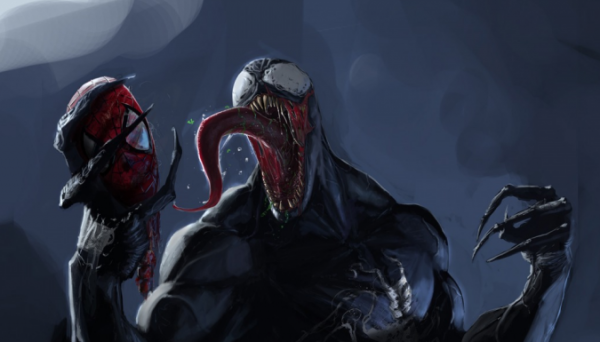 Venom_Spider_Man_Head