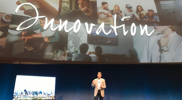 Sony_CES_Kaz_Hirai_Innovation